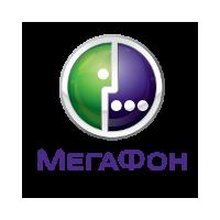 "Логотип компании «ОАО ""МегаФон""»"