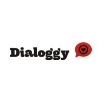 Логотип компании «Dialoggy»