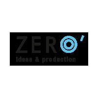 Логотип компании «ZERO interactive»