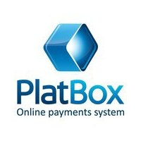 Логотип компании «PlatBox Online payments system»