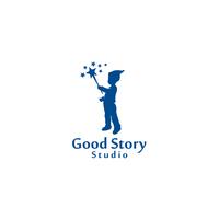 Логотип компании «Good Story Studio»