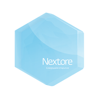 Логотип компании «Nextore»