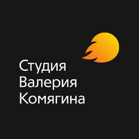 Логотип компании «Студия Валерия Комягина»