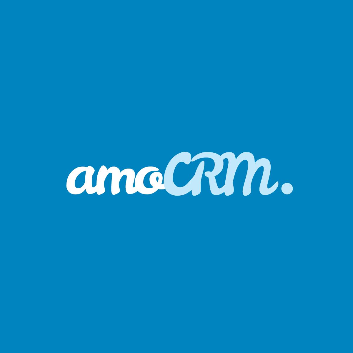 Логотип компании «amoCRM»