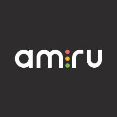 Логотип компании «AM.RU»