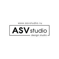 Логотип компании «АСВстудио»