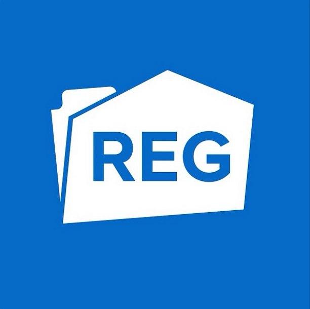 Логотип компании «REG.RU»