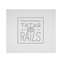 Логотип компании «Tatar on Rails»