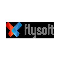 Логотип компании «flysoft»