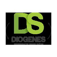 Логотип компании «Диогенес»