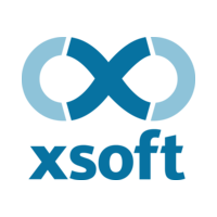 Логотип компании «XSoft»