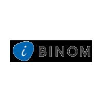 Логотип компании «iBinom»