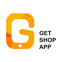Логотип компании «GetShopApp»