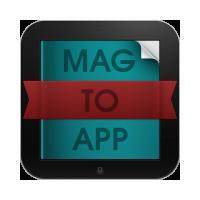 Логотип компании «Magtoapp»