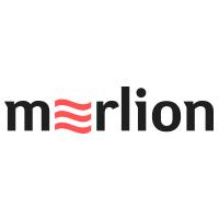 Логотип компании «MERLION»