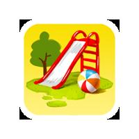 Логотип компании «KidSquare»