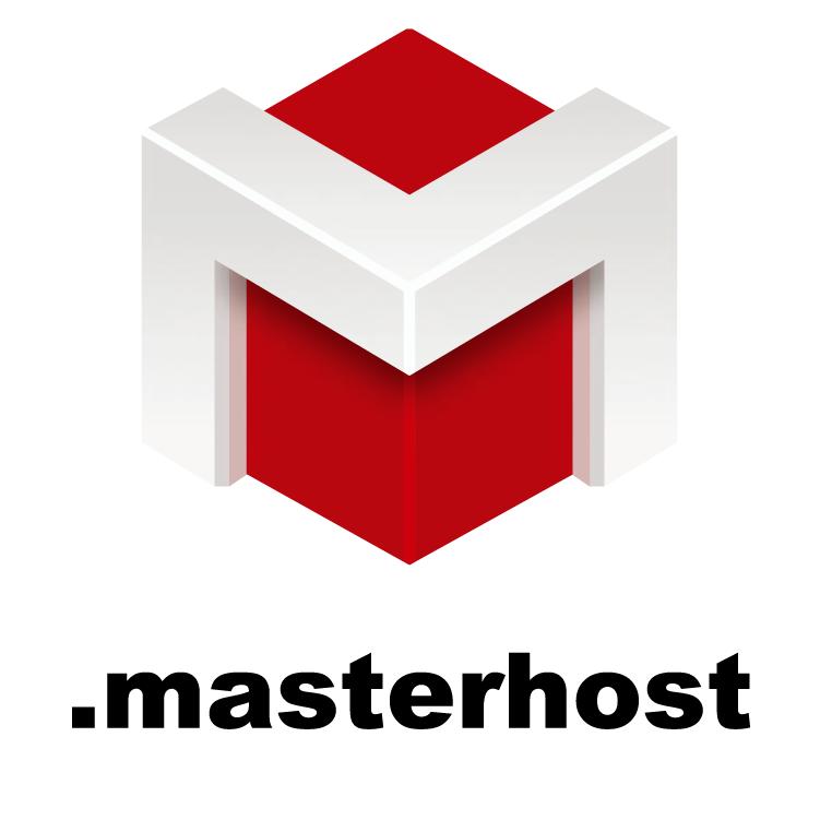 Логотип компании «.masterhost»