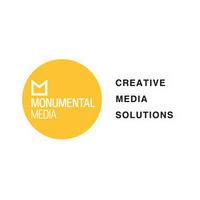 Логотип компании «Монументал Медиа»
