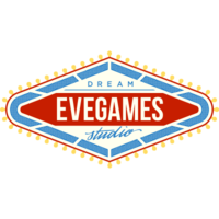 Логотип компании «EVE GAMES»