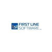 Логотип компании «First Line Software»