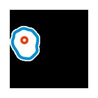 Логотип компании «Московский керлинг-клуб»
