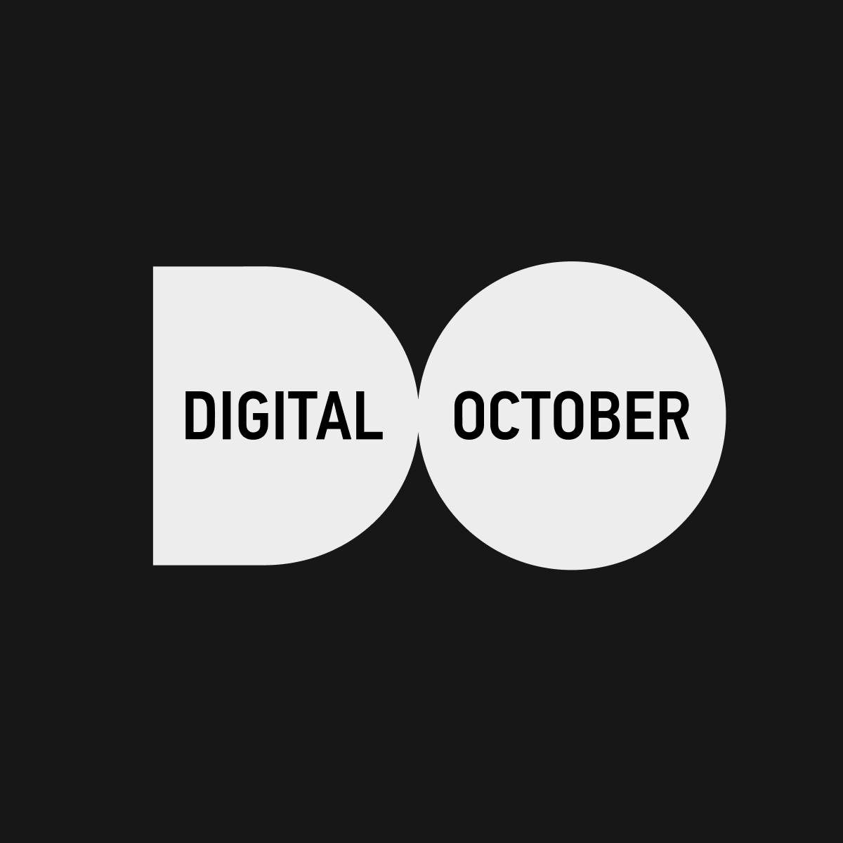 Логотип компании «Digital October Group»