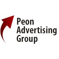 Логотип компании «Peon Advertising Group»
