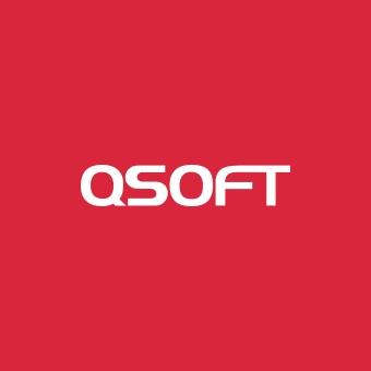 Логотип компании «QSOFT»
