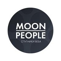 Логотип компании «Moon People»
