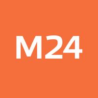 Логотип компании «Москва 24 - M24.ru»