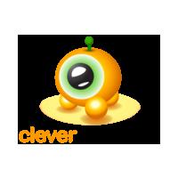 Логотип компании «CleverPumpkin»