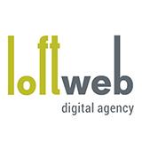 Логотип компании «LoftWeb»