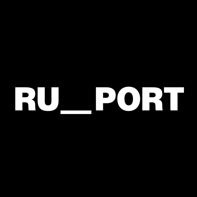 Логотип компании «Ruport»