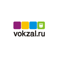 Логотип компании «vokzal.ru»
