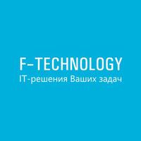 Логотип компании «F-TECHNOLOGY»