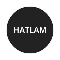Логотип компании «HATLAM»