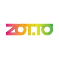 Логотип компании «Zotto Media»