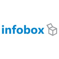 Логотип компании «Infobox»