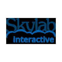 Логотип компании «Интерактивное агентство «Скайлаб»»