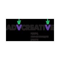 Логотип компании «ADVcreative»