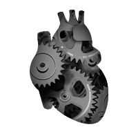 Логотип компании «Gearheart.io»