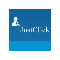 "Логотип компании «Сервис автоматизации бизнеса ""JustClick.ru""»"