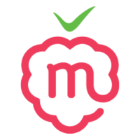 Логотип компании «Малинка»