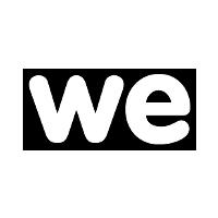 Логотип компании «We»
