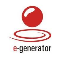 """Логотип компании «Холдинг """"Е-генератор""""»"""