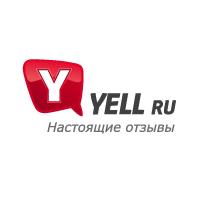 Логотип компании «Yell.ru»