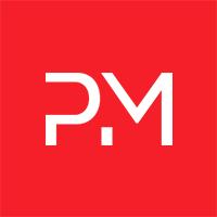 Логотип компании «Progressive Media»
