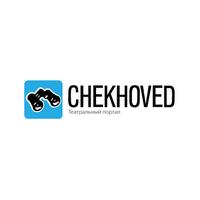 Логотип компании «Театральный портал CHEKHOVED»