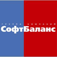 Логотип компании «СофтБаланс»
