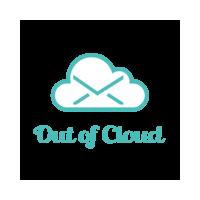 Логотип компании «Out of Cloud»